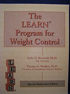 The LEARN program for weight control: Lifestyle, exercise, attitudes, relationships, nutrition