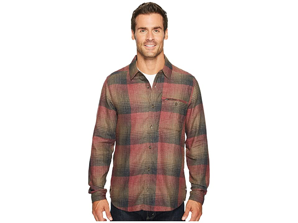 Toad&Co Singlejack Long Sleeve Shirt (Jeep) Men