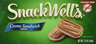 Nabisco, Snackwell's Vanilla Creme Sandwich Cookies, 7.75oz Box (Pack of 6)