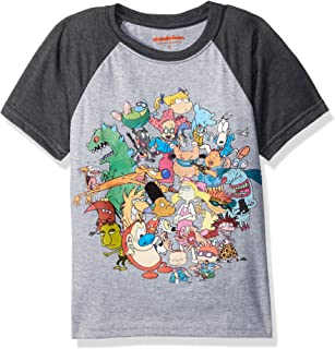 Boys' Little Rugrats Short Sleeve Tee