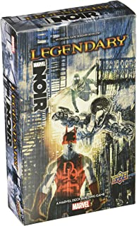 Legendary: A Marvel Deck Building Game: Noir Expansion