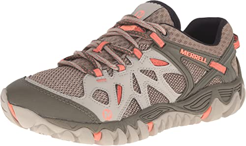 Merrell All Out Blaze Aero Sport, Chaussures de Randonnée Basses Femme