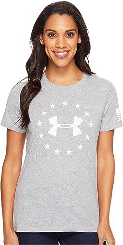 Under Armour - Freedom Logo Short Sleeve