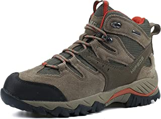 Hiking Boots Leather Trekking Shoes Outdoor Waterproof Backpacking Shoes