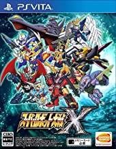 PS Vita Super Robot Wars X (English) for Playstation Vita