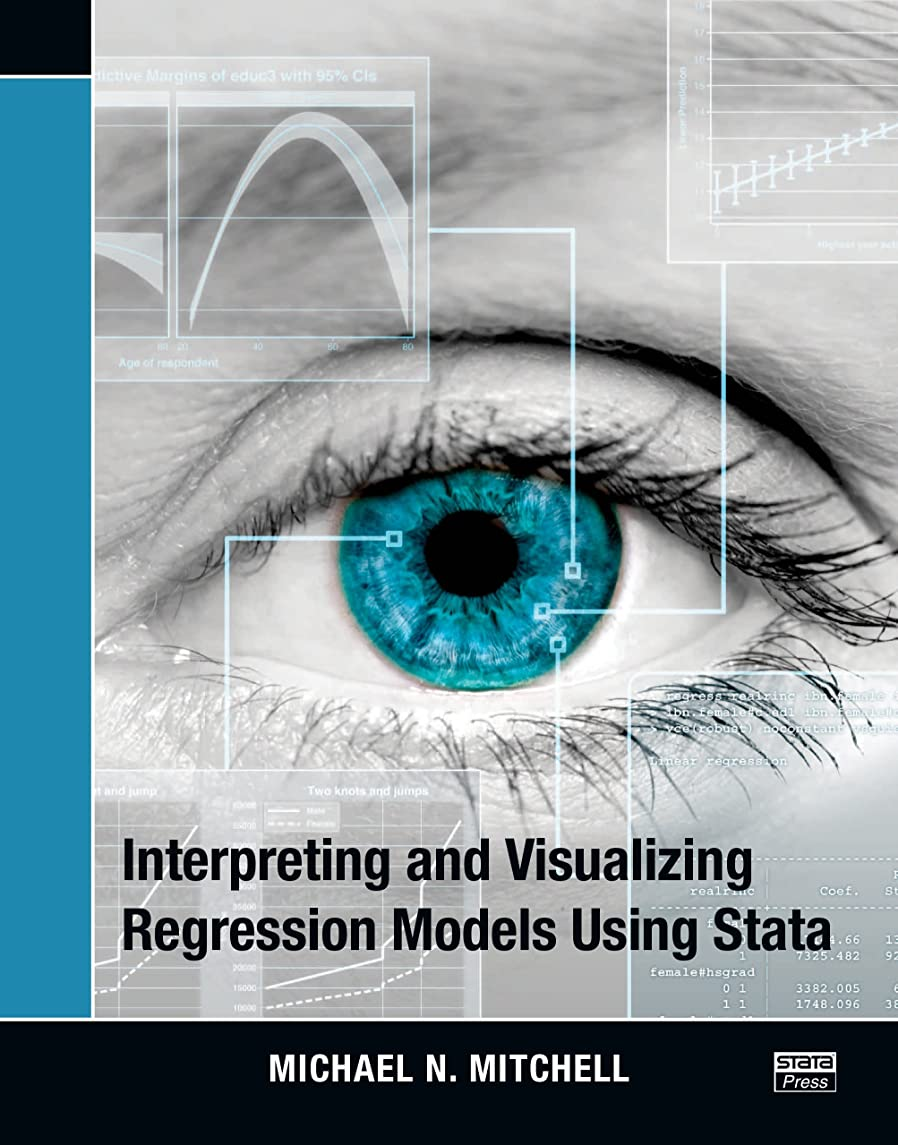 ドラッグ知り合いになる物思いにふけるInterpreting and Visualizing Regression Models Using Stata (English Edition)