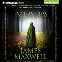 Enchantress: Evermen Saga, Book 1