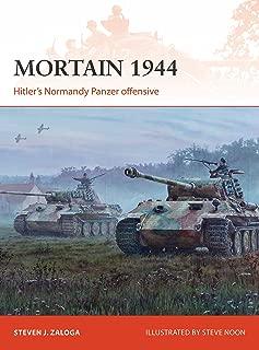 Mortain 1944: Hitler's Normandy Panzer offensive (Campaign Book 335)