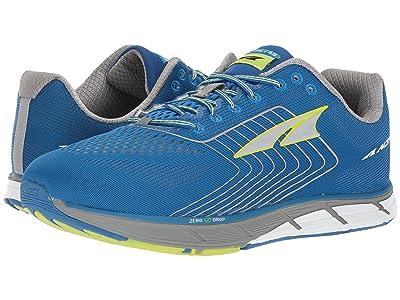 Altra Footwear Instinct 4.5 (Blue) Men