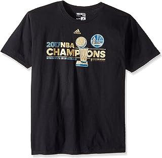 Best adidas Golden State Warriors 2017 NBA Finals Champions Official Locker Room Black T-Shirt Review