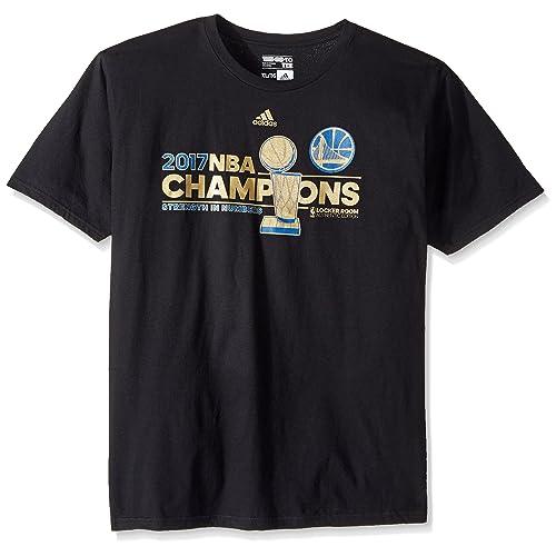 buy online 9f0fb 2c004 Warriors Championship Shirts: Amazon.com
