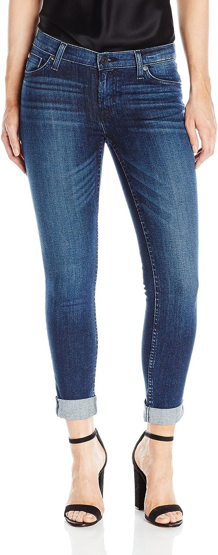 Hudson Jeans Womens Tally Cropped Skinny 5Pocket Jean Jeans