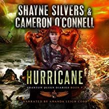 Hurricane: Phantom Queen Diaries, Book 9