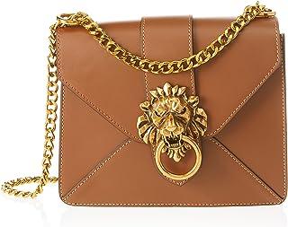 (Marrone (Cuoio)) - Chicca Borse Women's 1625 Shoulder Bag