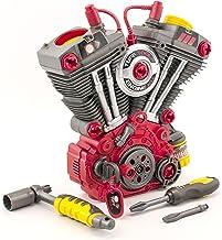 مجموعه اسباب بازی Lanard Light and Sound Engine Builder