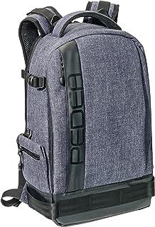 Hihouse antico stile minimalista Fashion Style blog impermeabile custodia protettiva in pelle PU camera bag custodia per Nikon D500