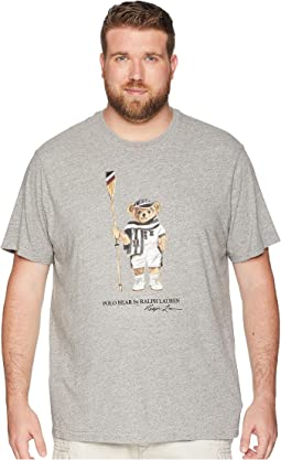 Big & Tall Bear Player Crew T-shirt