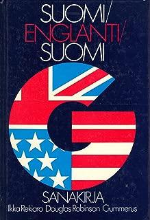 Suomi-englanti-suomi: Sanakirja (Finnish Edition)