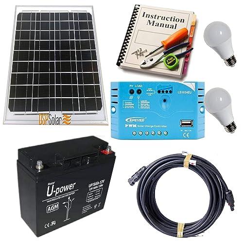 Kit Placas Solares Precios Amazon