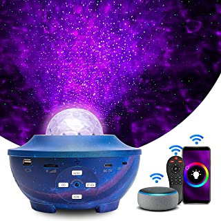 Sponsored Ad - Star Light Projector for Bedroom, GoLine Galaxy Projector Star Projector, Graduation Birthday Gifts for Wom...