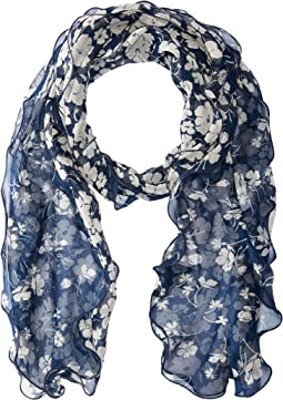 LAUREN Ralph Lauren - Bailey Silk Oblong Scarf