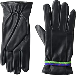 PS by Paul Smith Men's Glove PS Climbing, Slate, Medium