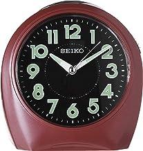 سيكو ساعة انالوج للمكتب ، بلاستيك - QHK019RL