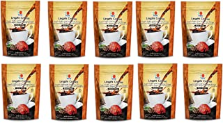 10 Packs DXN Lingzhi Black Coffee Ganoderma 20 Sachets
