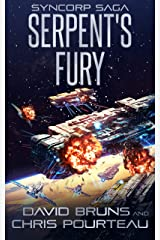 Serpent's Fury (The SynCorp Saga Book 6) Kindle Edition