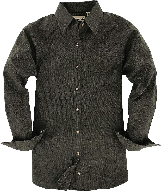 Backpacker Women's Spasm price New arrival Nailhead Shirt