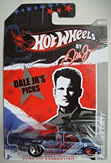 Hot Wheels Dale JR. Collection, Blue PRO Stock Chevy 5/12