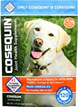 Cosequin Soft Chews Maximum Strength with MSM Plus Omega3 (120 Count)