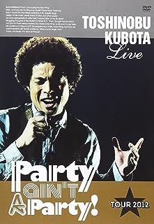 25th Anniversary Toshinobu Kubota Concert Tour 2012