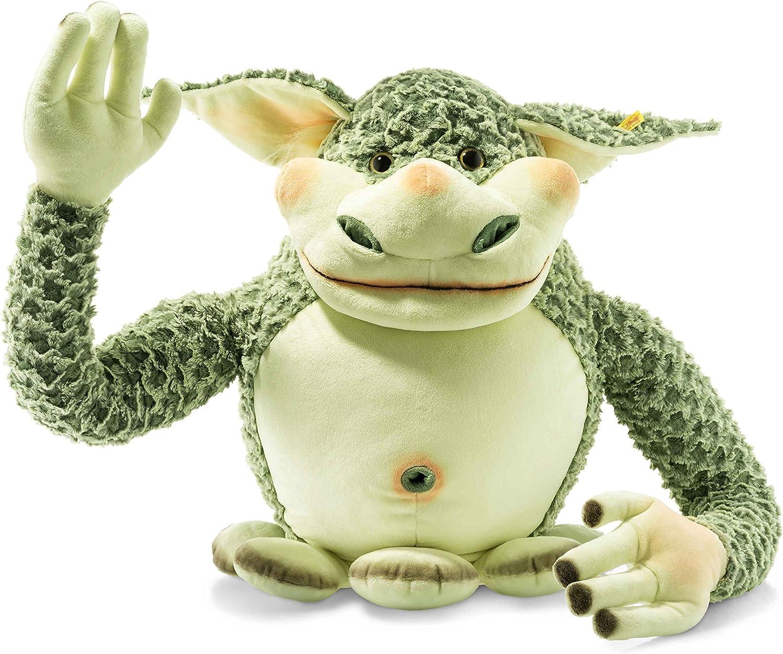 Steiff 015182 Edric Monster, Green