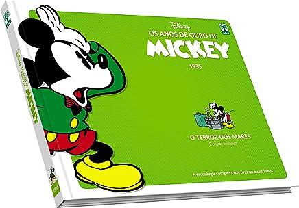 Os Anos de Ouro de Mickey. O Terror dos Mares