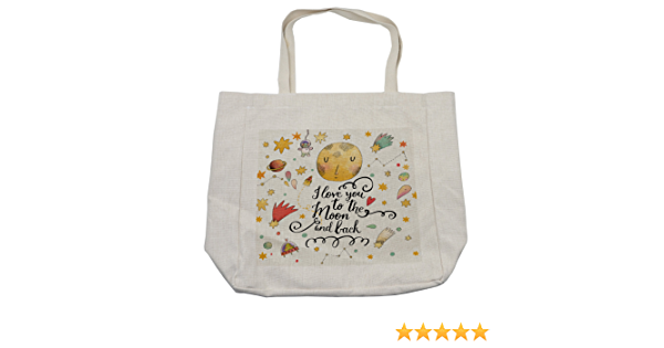 Love you To the Moon /& Back ToteDiaperbag