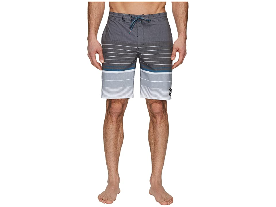 Quiksilver Swell Vision 20 Boardshorts (Black) Men