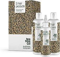 Australian Bodycare 3 produkter mot mjäll, klåda och torr och kliande hårbotten | Tea Tree Oil Allt du behöveri ett paket ...