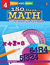 180 Days of Math Series for Fourth Grade