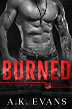 Burned (Cunningham Security Series Book 5)
