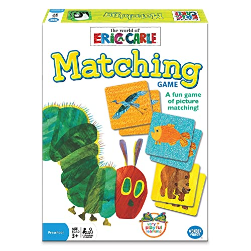preschool matching games