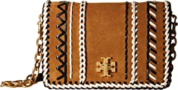 Tory Burch Kira Whipstitch Mini Crossbody