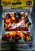 Kre-o Transformers Micro Changers Series/collection 4