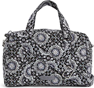 Iconic 100 Handbag, Signature Cotton