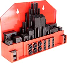 """HFS (R) Hold Down Clamp Clamping Set Kit Bridgeport Mill (5/8""""Slot 1/2"""" Stud)"""