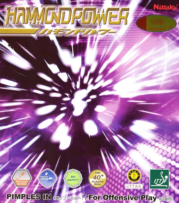 NITTAKU Hammond Some reservation Power Ranking TOP10 Table Tennis Rubber
