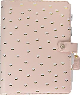 Webster's Pages A5 Blush Dot Appointment Book and Planner Refill Kit (A5PK001-BD)
