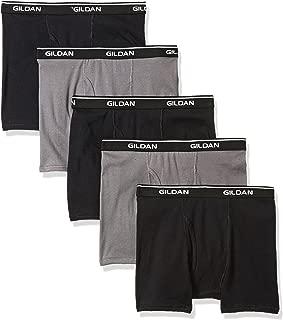 Men's 5-Pack Short Leg Boxer Brief