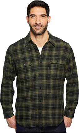 Vintage Flannel Work Shirt