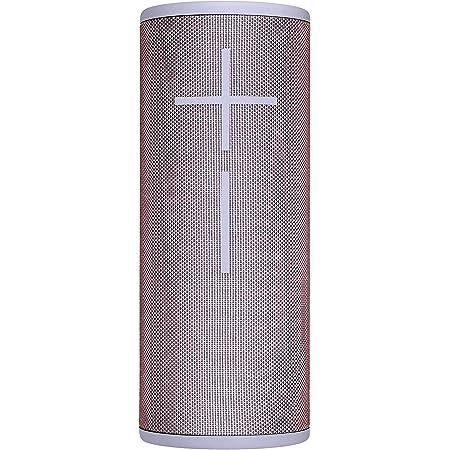 Ultimate Ears Boom 3 Tragbarer Bluetooth Lautsprecher 360 Sound Satter Bass Wasserdicht Staubresistent Sturzfest One Touch Musiksteuerung 15 Stunden Akkulaufzeit Seashell Peach Rosa Audio Hifi